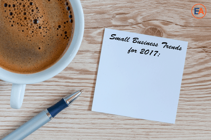 Best Small Business Trends For 2017