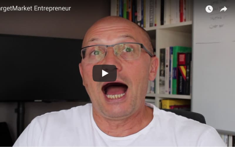 Large Markets and Entrepreneurship