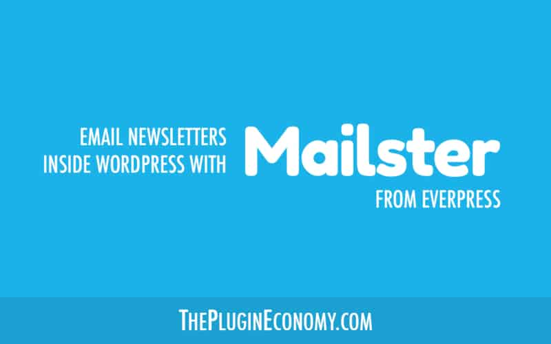 Mailster eMail Newsletter Plugin